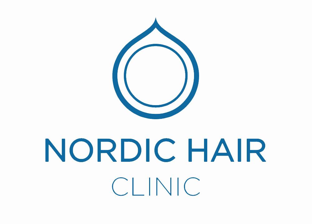 Nordic Hair Clinics logo vertical